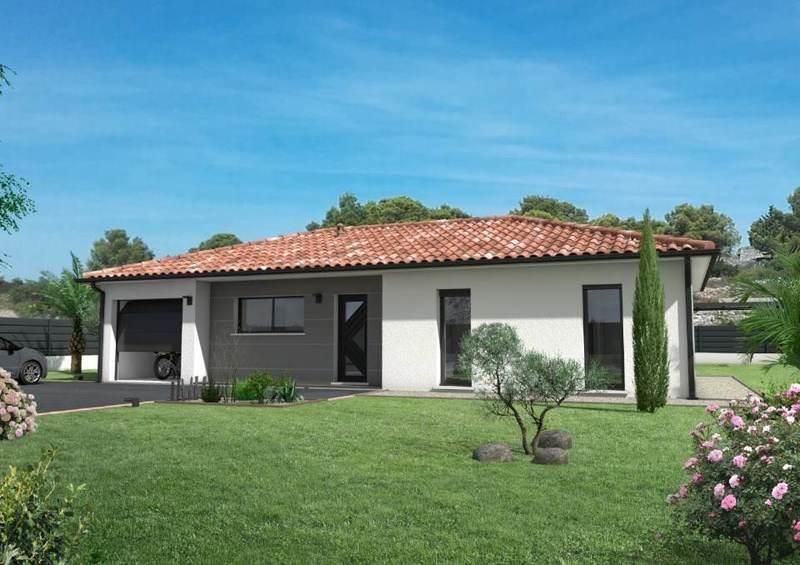 Maison neuve, 91 m² Oc ré…