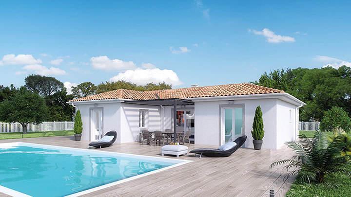 Maison neuve, 110 m² PROCH…