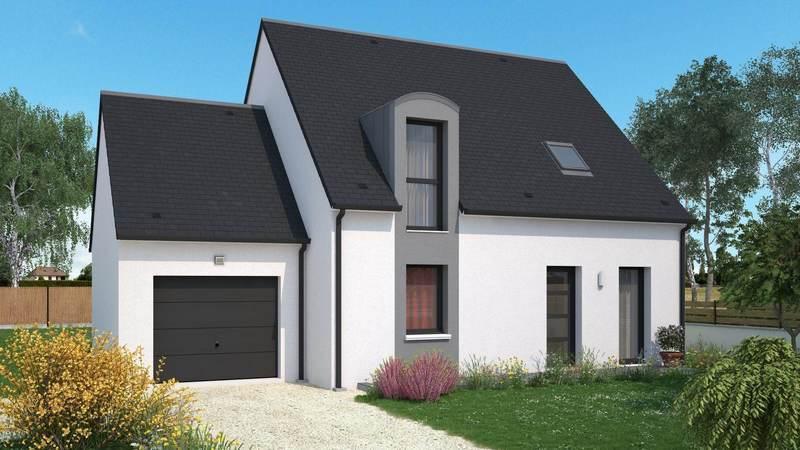 Maison neuve, 101 m² Idéal…