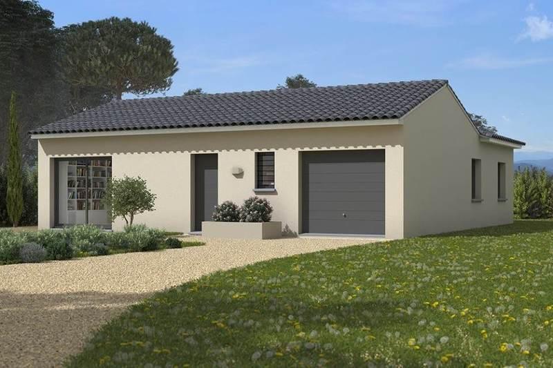 Maison neuve, 90 m² À Gra…