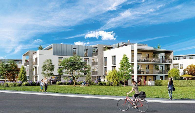 Appartement neuf, 45,11 m² Décou…