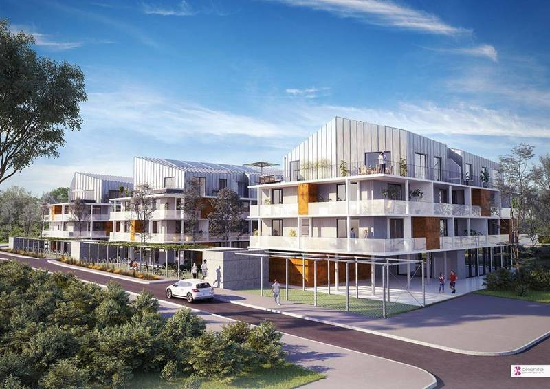 Appartement neuf, 62 m² Idéal…
