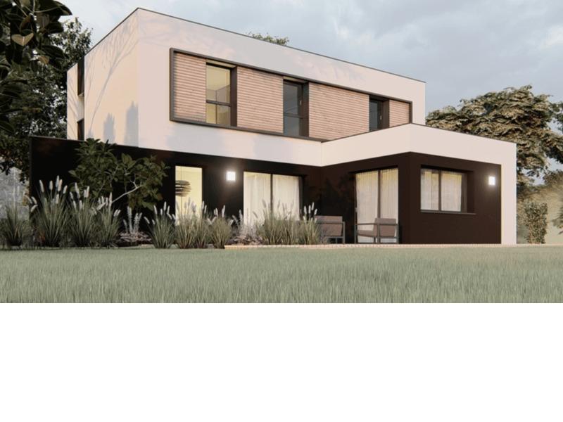 Maison neuve, 126 m² tres …