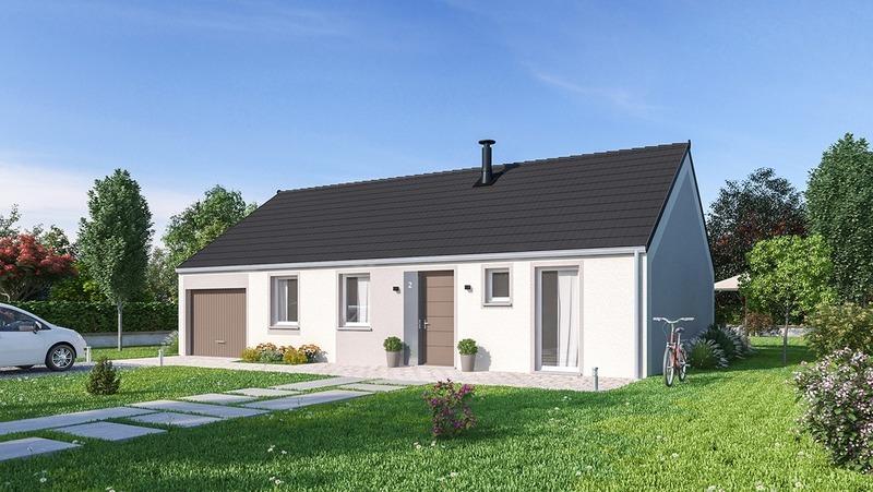 Maison neuve, 84 m² Profi…