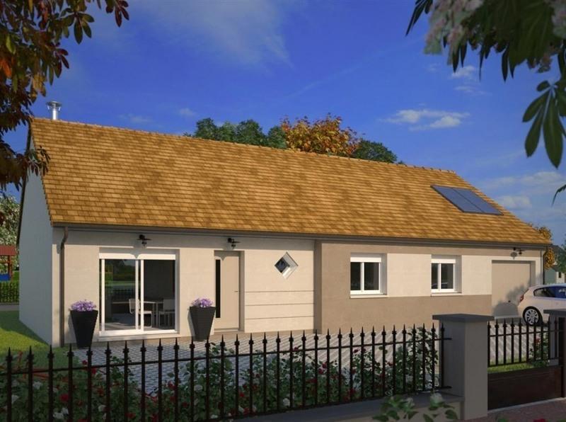 Maison neuve, 110 m² À Bou…