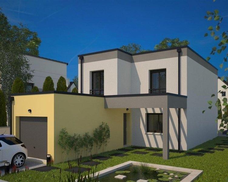 Maison neuve, 110 m² À La …