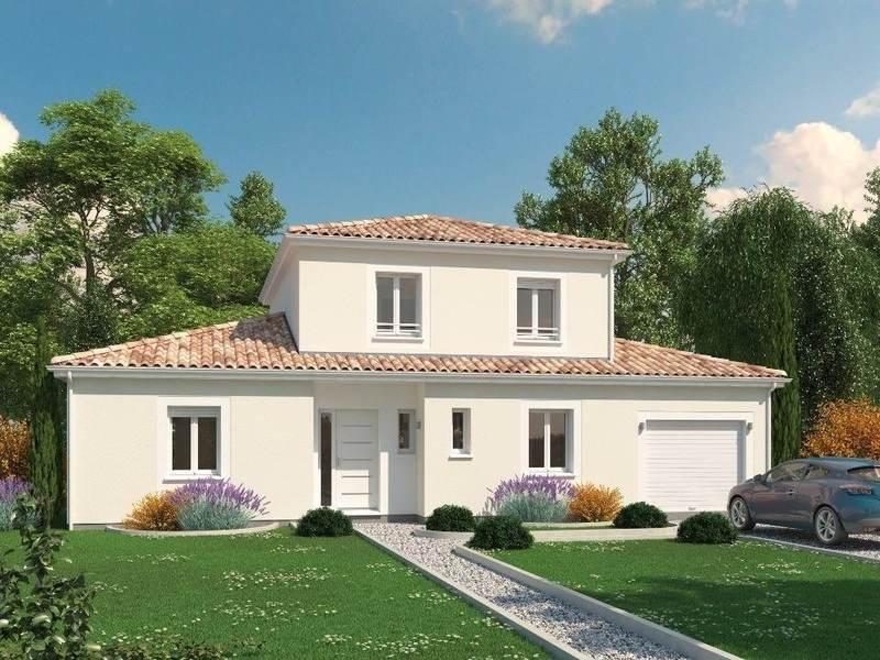 Maison neuve, 130 m² Sur l…