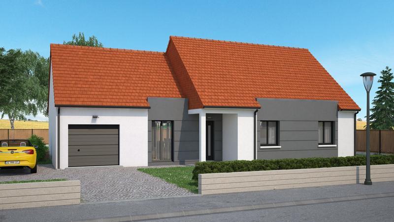 Maison neuve, 98 m² Ideal…