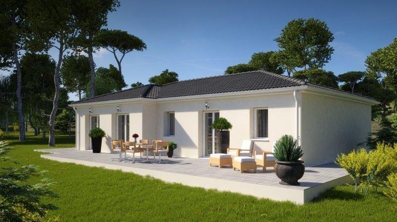 Maison neuve, 102 m² beau …