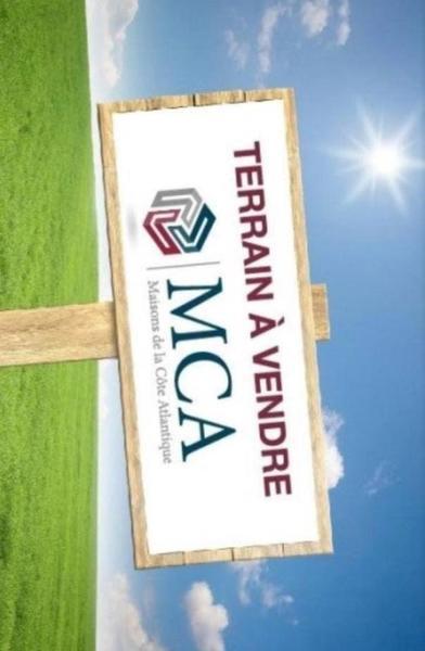 Terrain à bâtir, 460 m² MCA v…