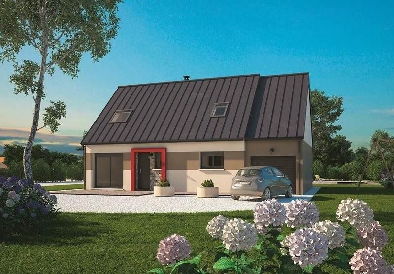Maison neuve, 100 m² Une m…