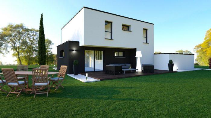 Maison neuve, 90 m² Muc H…