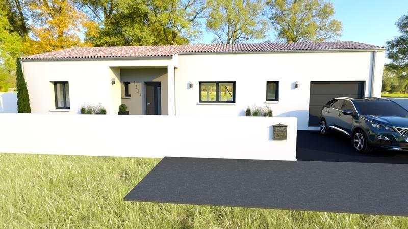 Maison neuve, 118 m² Const…