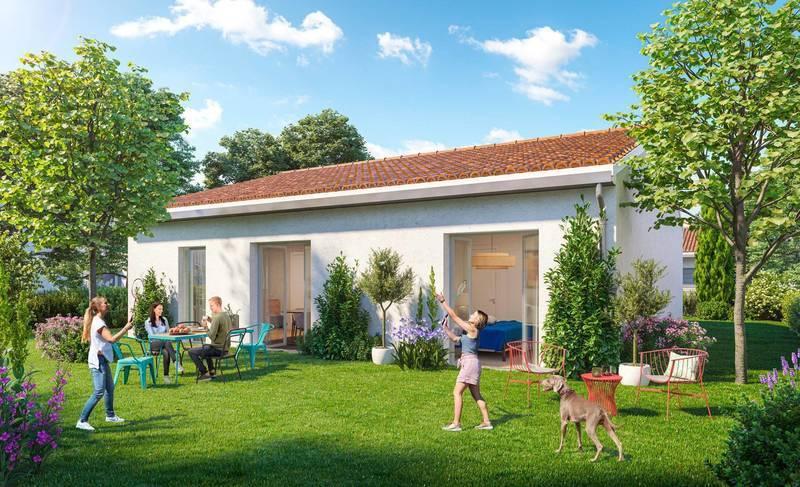 Appartement neuf, 65 m² Décou…
