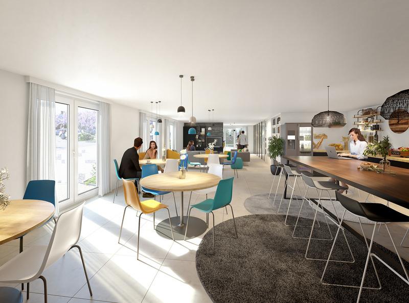 Appartement neuf, 24,7 m² ** RÉ…