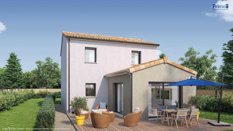 Maison neuve, 110 m² Idéal…