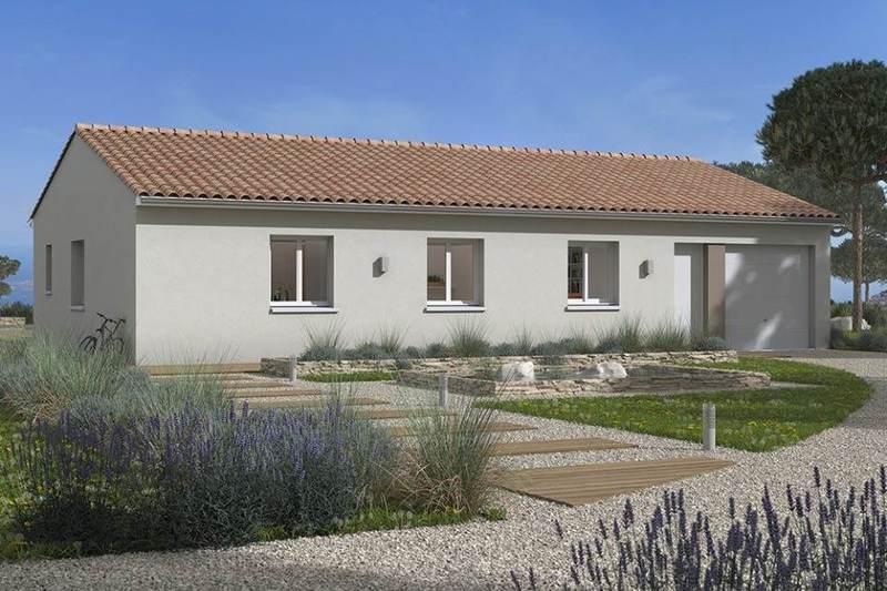 Maison neuve, 103 m² Saint…