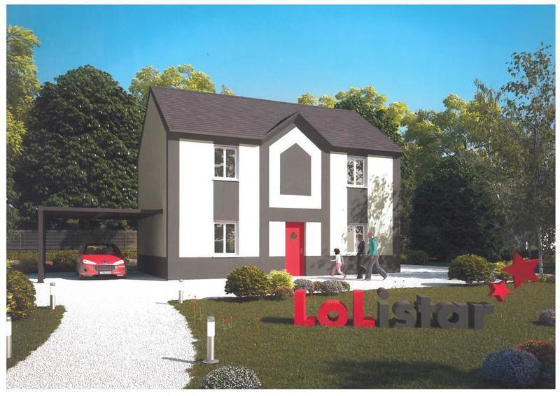 Maison neuve, 102 m² Deven…