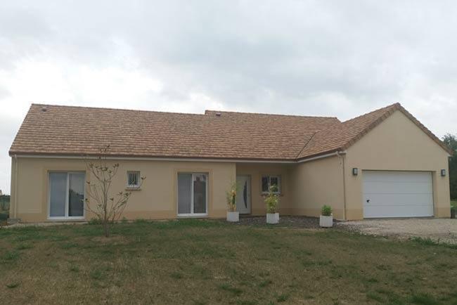 Maison neuve, 137 m² à 3 k…