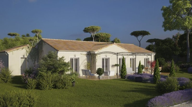 Maison neuve, 132 m² beau …