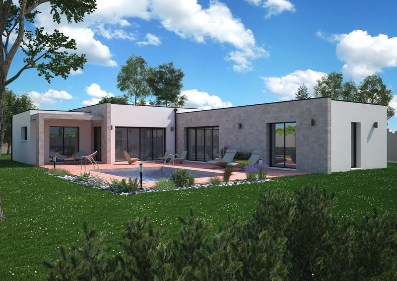 Maison neuve, 135 m² Saint…