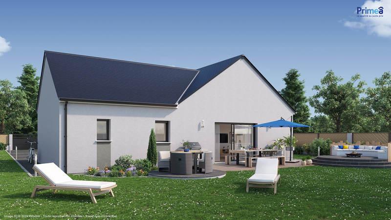 Maison neuve, 103 m² Venez…