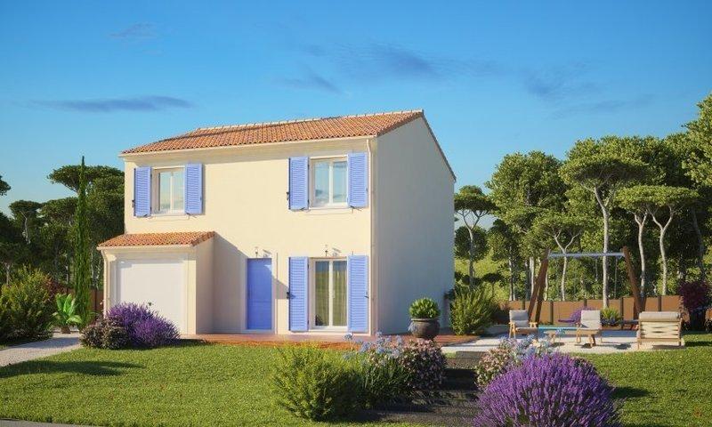Maison neuve, 104 m² Belle…