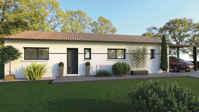 Maison neuve, 100 m² Les a…