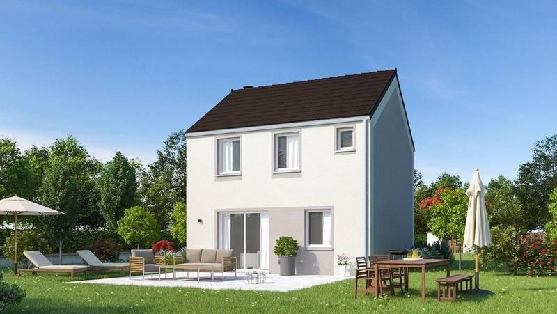 Maison neuve, 90 m² Proje…