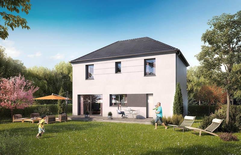 Maison neuve, 102 m² Réali…