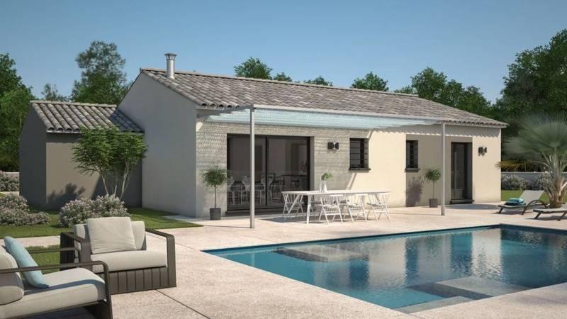 Maison neuve, 80 m² Le Sa…