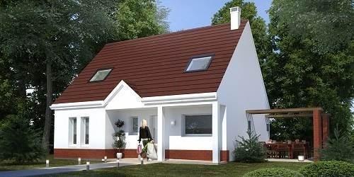 Maison neuve, 99,27 m² Rober…