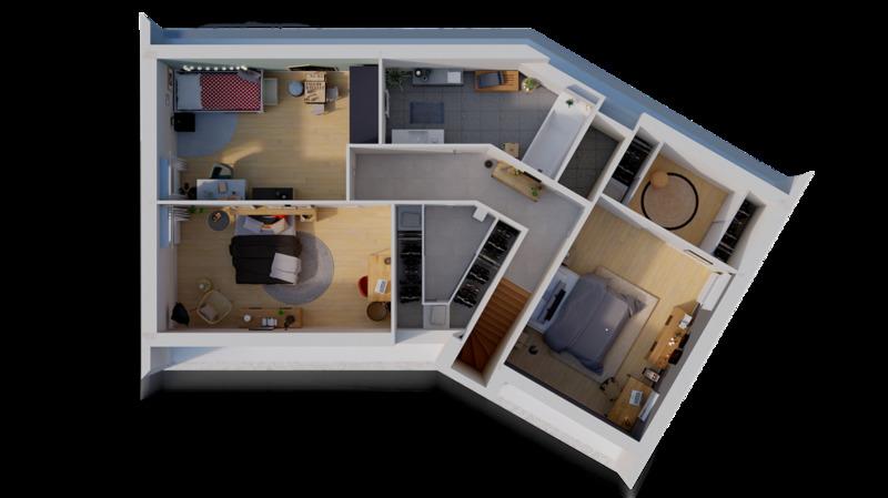 Maison neuve, 95 m² En jo…