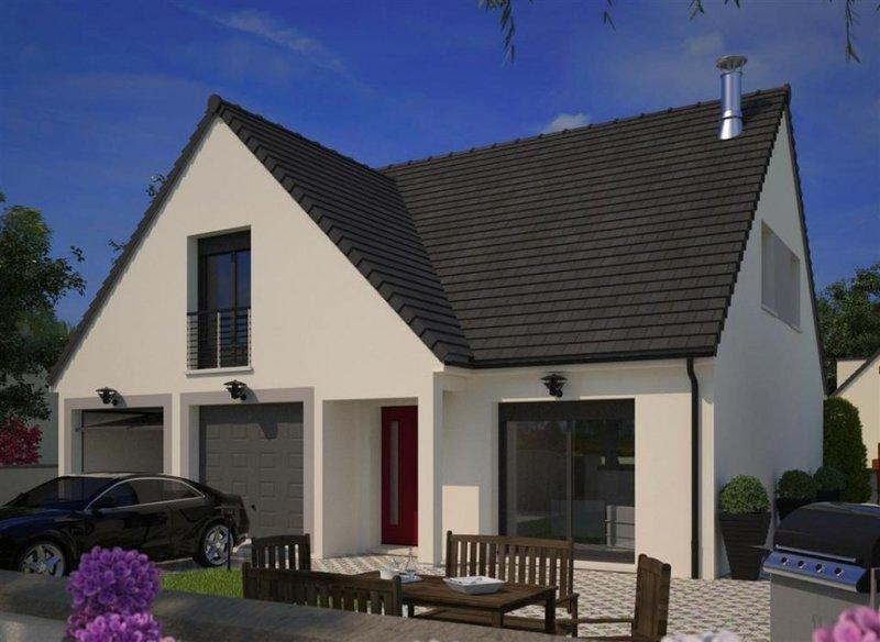 Maison neuve, 116 m² Toute…