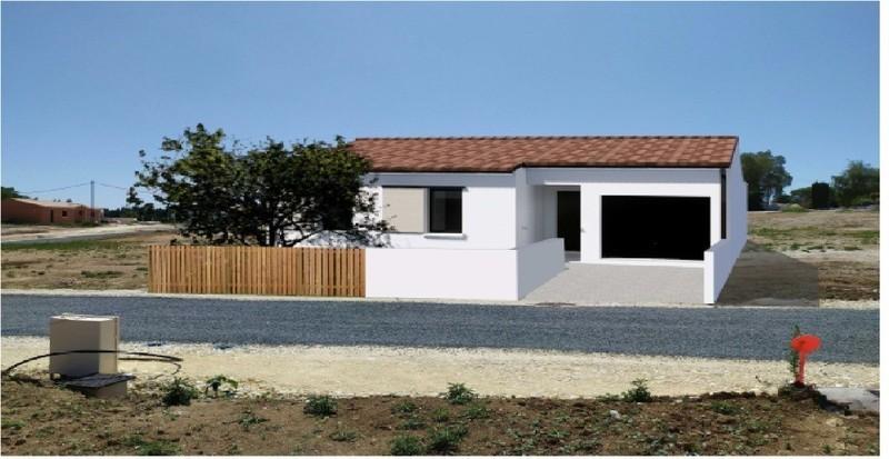 Maison neuve, 90 m² Vaux-…