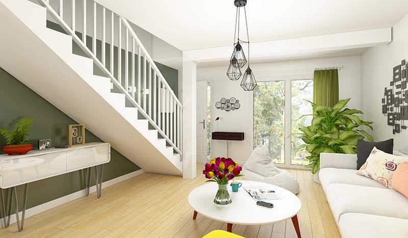 Maison neuve, 132 m² La Ch…
