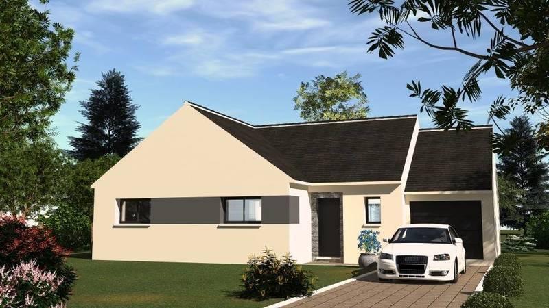 Maison neuve, 90 m² La Ma…