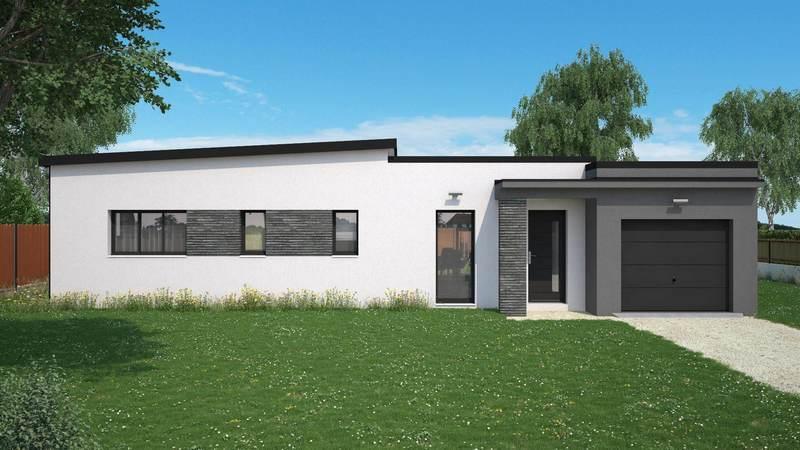 Maison neuve, 103 m² Beau …