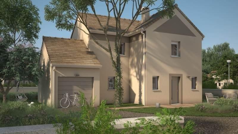 Maison neuve, 90 m² À Ach…