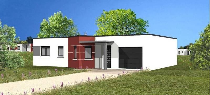 Maison neuve, 83 m² À ven…