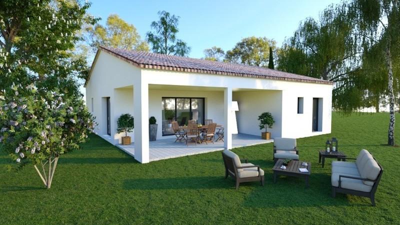 Maison neuve, 110 m² À ach…