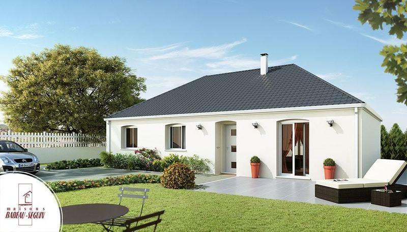 Maison neuve, 111 m² Donne…