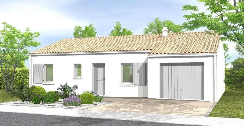 Maison neuve, 84 m² Conta…