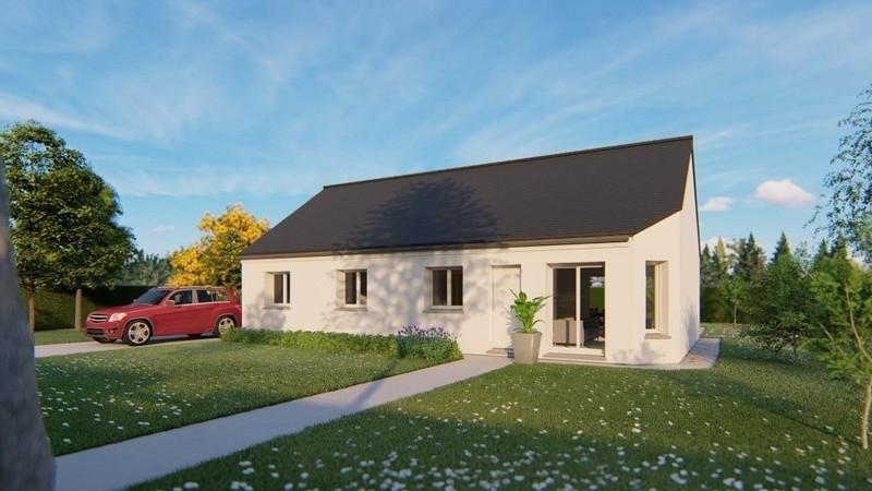 Maison neuve, 95 m² À Sai…