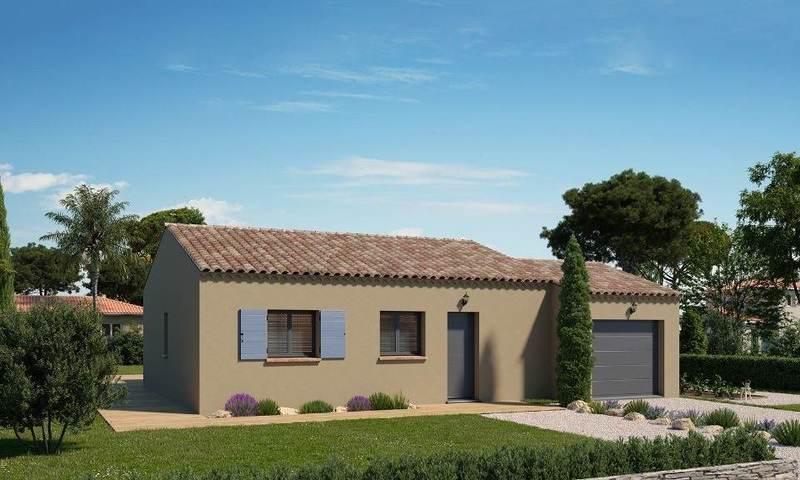 Maison neuve, 71 m² À Sai…