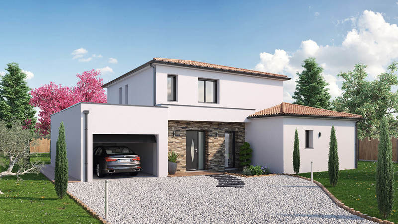Maison neuve, 148 m² Idéal…