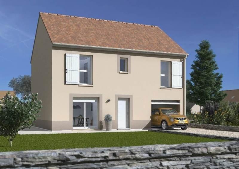 Maison neuve, 109 m² Le Me…