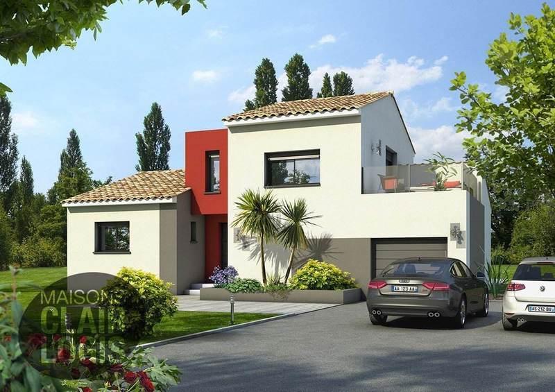 Maison neuve, 150 m² ALLAU…