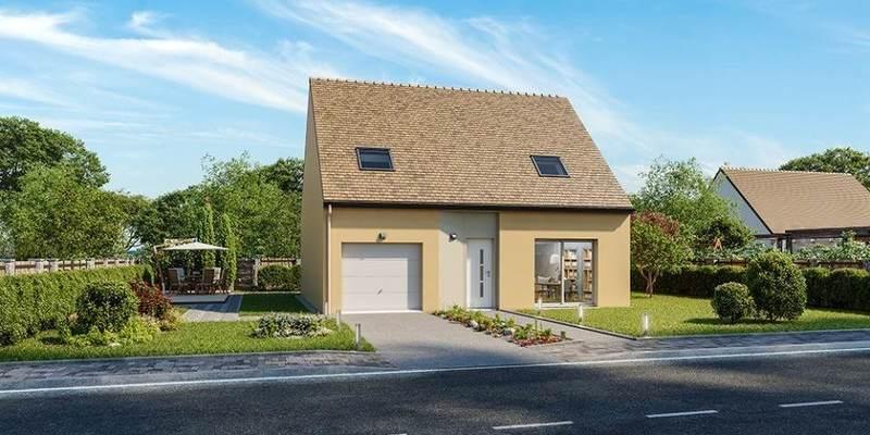 Maison neuve, 100 m² À La …
