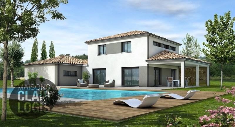 Maison neuve, 162 m² Soyez…